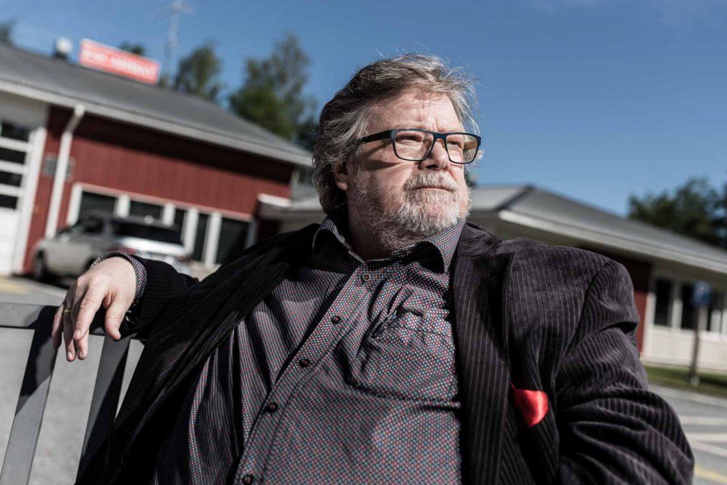 Escarmat 25 Years – Veikko Junttila Commemorates the Colourful History of the Company