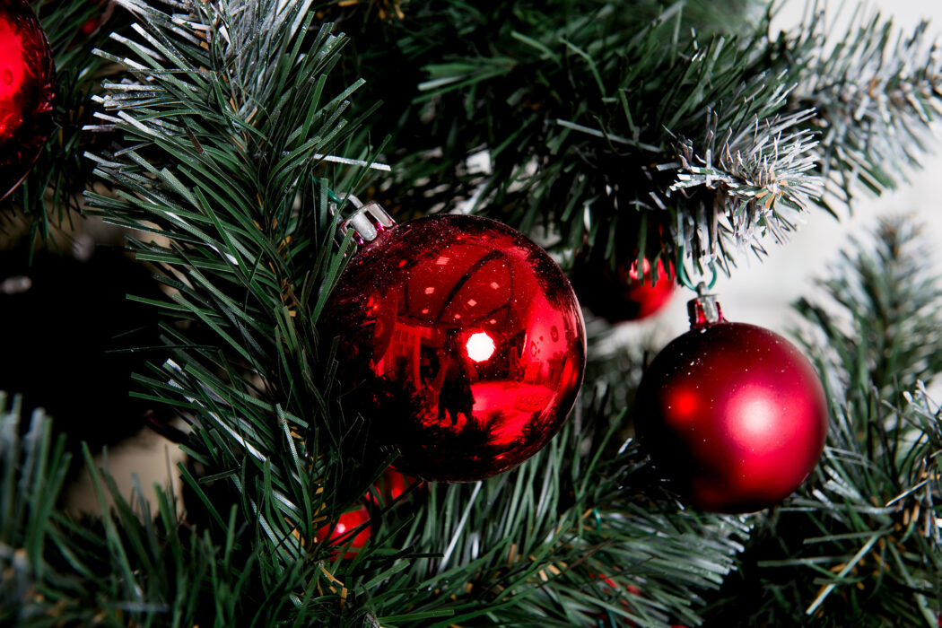 Rauhaisaa joulunaikaa ja menestystä vuodelle 2020!