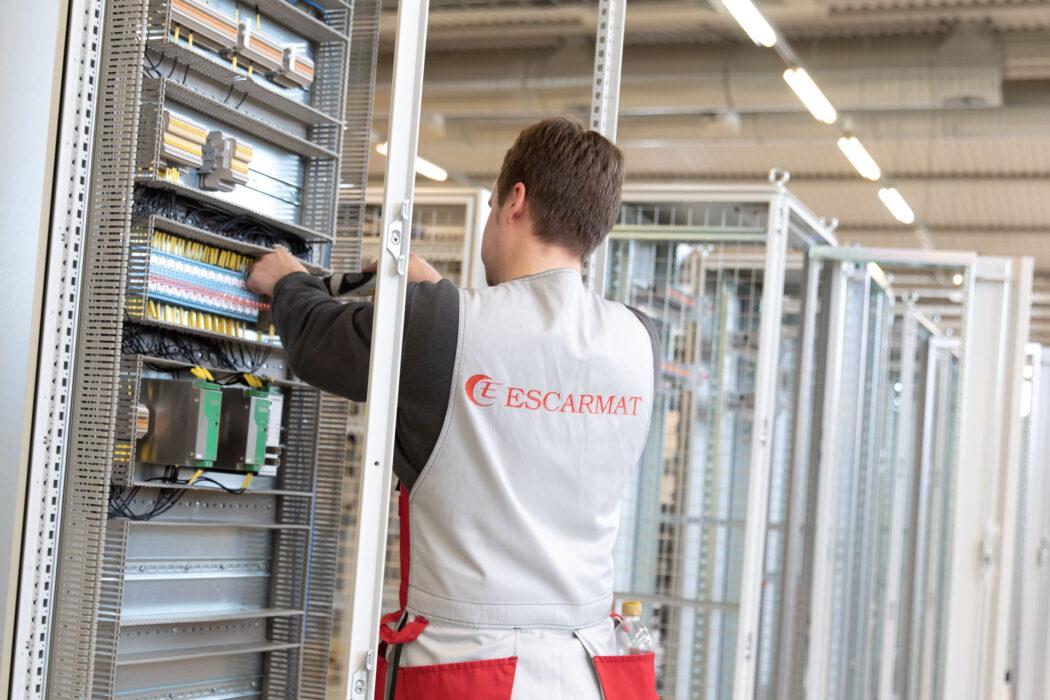 Escarmat on hankkinut uuden tuotantotilan Vaasan Runsorista