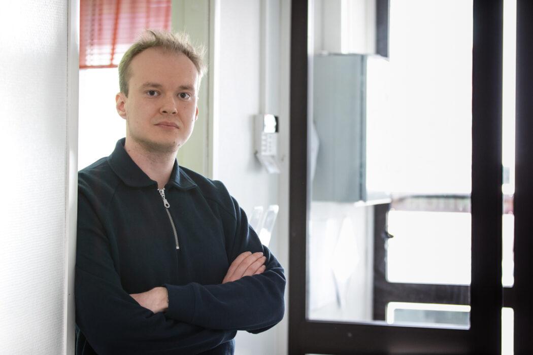 Joonas Kivioja on nimitetty Escarmatin uudeksi tuotantoassistentiksi