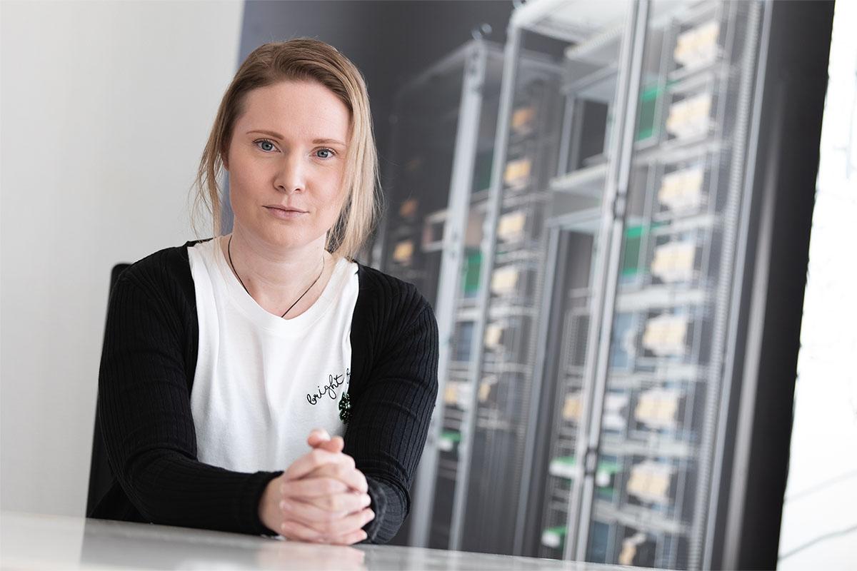 Heidi Hangasmäki